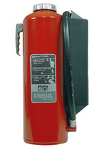 ANSUL® RED LINE CARTRIDGE-OPERATED EXTINGUISHERS